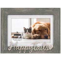 Malden 4'' x 6'' Happy Tails Photo Frame