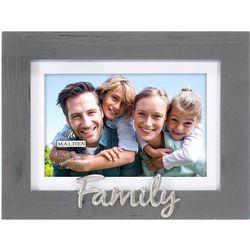 Malden 5'' x 7'' Family Photo Frame