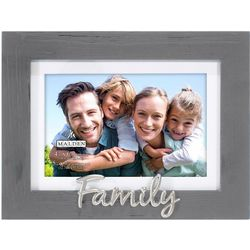 Malden 5'' x 7'' Family Photo Frame