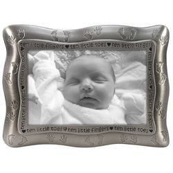Malden 4'' x 6'' Ten Little Fingers & Toes Frame