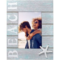 Malden 4'' x 6'' Beach Starfish Photo Frame