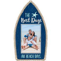 Malden 3'' x 5'' Best Days Boat Photo