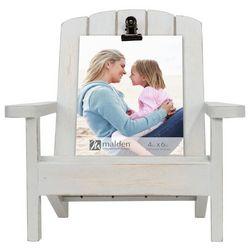 Malden 4'' x 6'' Adirondack Chair Clip Photo Frame