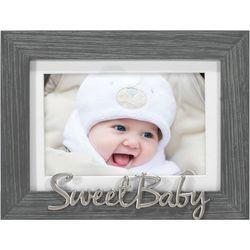 Malden 4'' x 6'' Sweet Baby Photo Frame