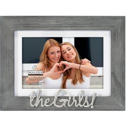 Malden 4'' x 6'' The Girls Photo Frame
