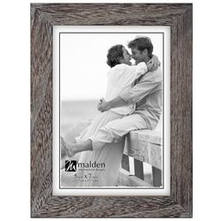 Malden 5'' x 7'' Gray Ridge Photo Frame