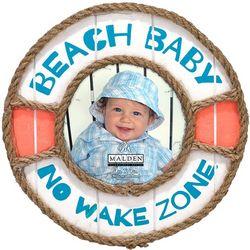 Malden 3'' x 3'' Beach Baby Bouy Photo