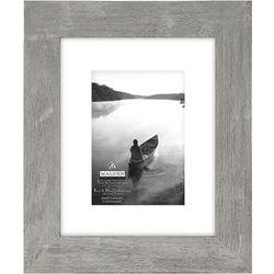 Malden 8'' x 10'' Manhattan Grey Wood Frame