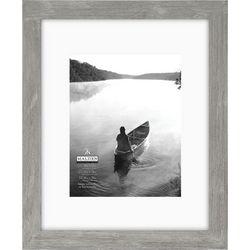 Malden 16'' x 20'' Manhattan Grey Wood Frame