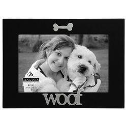 Malden 4'' x 6'' Woof Dog Frame