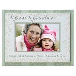 Malden 4'' x 6'' Great Grandma Frame