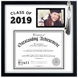 Malden 2 Opening Class of 2019 Diploma & Tassel Photo Frame