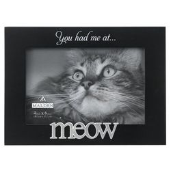 Malden 4'' x 6'' You Had Me At Meow Frame
