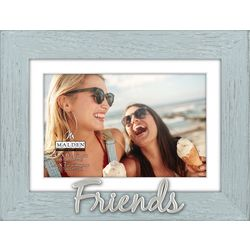 Malden 4'' x 6'' Aqua Friends Photo Frame