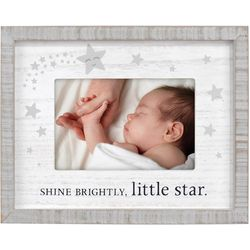 Malden 4'' x 6'' Shine Bright Little Star Photo Frame