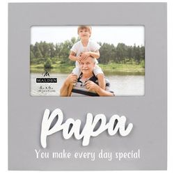Malden 4'' x 6'' Papa You Make Every Day Special Photo Frame