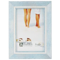 Malden 4'' x 6'' Coastal Solid Photo Frame