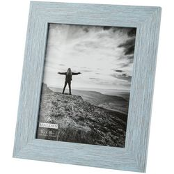 Malden 8'' x 10'' Rustic Light Blue Frame