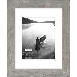 Malden 11'' x 14'' Manhattan Grey Wood Frame