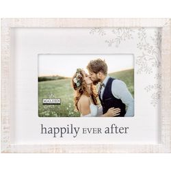 Malden 4'' x 6'' Happily Ever After Photo Frame