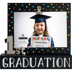 Malden 1st Graduation Photo Clip Frame