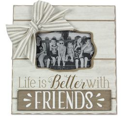 Young's 4'' x 6'' Life Is Better With Friends Photo Frame
