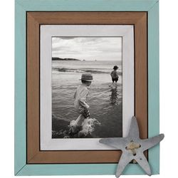 Young's 5'' x 7'' Tri-Color Photo Frame