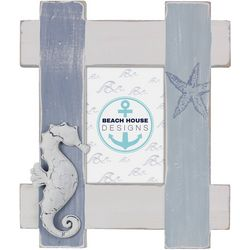 Young's 4'' x 6'' Seahorse Photo Frame