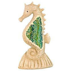 Unison Gifts Mosaic Seahorse Figurine