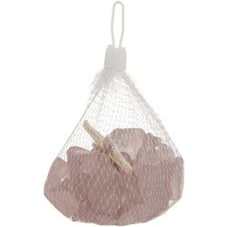 Beach Combers 10.5 oz. Pink Sea Glass Bag