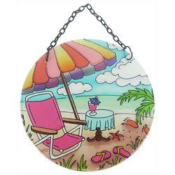 JD Yeatts Beach Umbrella Sun Catcher