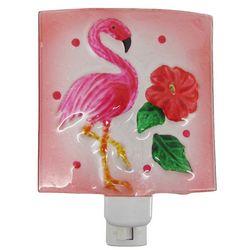 JD Yeatts Pink Flamingo Nightlight