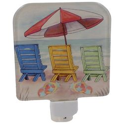 JD Yeatts Beach Chairs Nightlight