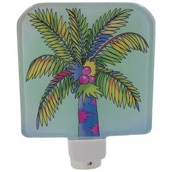 JD Yeatts Palm Tree Nightlight