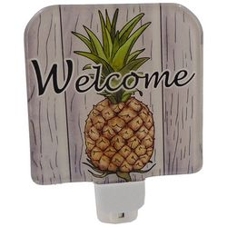 JD Yeatts Welcome Pineapple Nightlight
