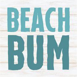 P. Graham Dunn Beach Bum Wall Art