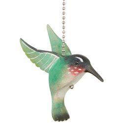 T.I. Design Hummingbird Fan Pull