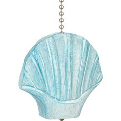 T.I. Design Scallop Shell Fan Pull