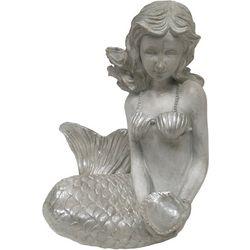 Fancy That Seascape Sitting Mermaid Figurine