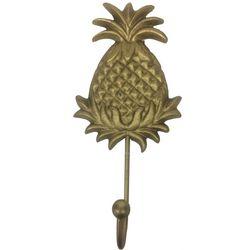 Fancy That Gold Pineapple Wall Hook