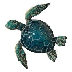 Fancy That Sea Life Turquoise Sea Turtle Figurine