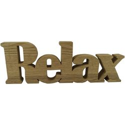 Fancy That Palm Breeze Large Relax Block Sign