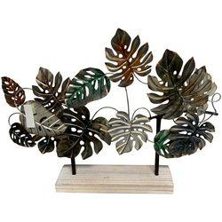 Fancy That Palm Breeze Palm Leaf Tabletop Decor