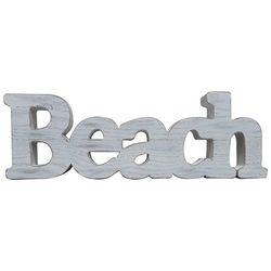 Fancy That Ocean Wave Beach Block Tabletop Decor