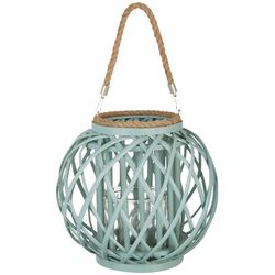 Fancy That Seafoam Shores Willow Lantern