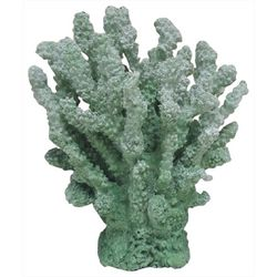 Fancy That Let's Flamingle Green Coral Figurine