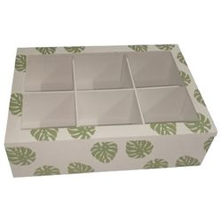 Fancy That Let's Flamingle 6 Section Decorative Box