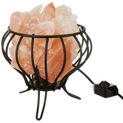 The Original Salt Company Ancient Salt Basket Salt Lamp