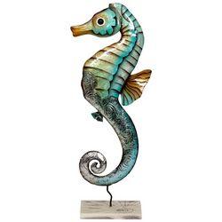 HS Seashells Seahorse Figurine