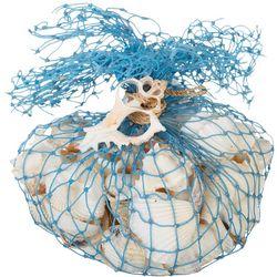 HS Seashells White Shells Bag